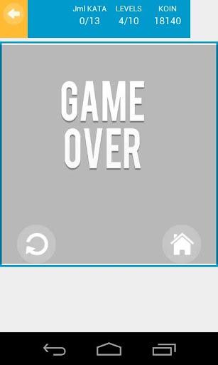 Game Cari Kata Indonesia  screenshots 12