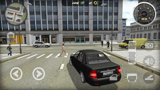 Crime Russian IV: Grand Auto Simulator 1.31 screenshots 1