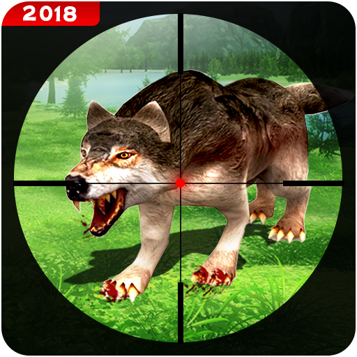 Hunting Wild Animals Sniper 3D - Wolf Hunter 2018