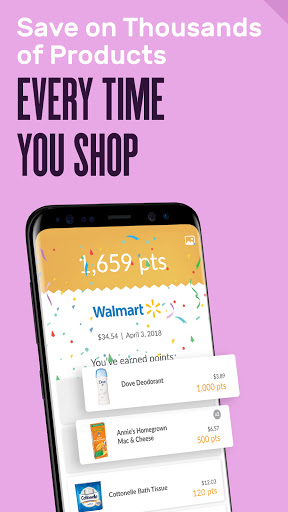 Fetch Rewards - Scan Receipts to Earn Gift Cards  screenshots 4