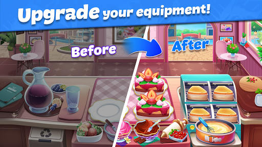 Food Voyage: New Free Cooking Games Madness 2021  Pc-softi 6