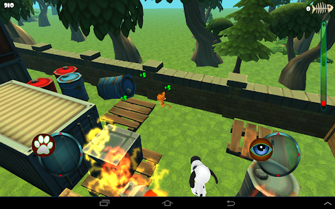 Alley Cat Simulator Hack Game Android & iOS 3