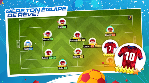 Code Triche Top Eleven 2021 : Deviens un manager de football APK MOD (Astuce) screenshots 2