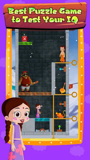 Chhota Bheem aur Malongh Ka Raaz Official Game apkdebit screenshots 3