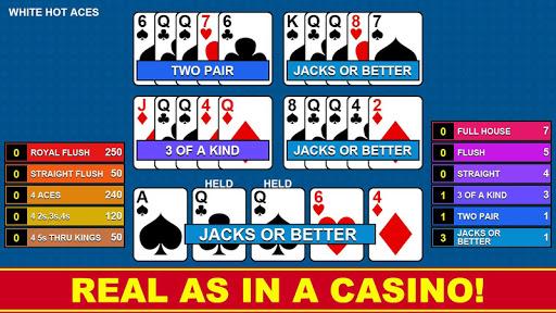 Video Poker Legends - Casino Video Poker Free Game 1.0.5 8