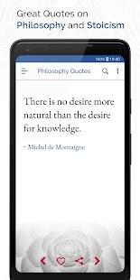 Best Philosophy Quotes - Daily Stoic Screenshot