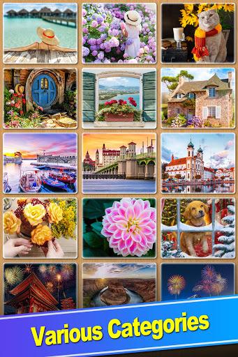 ColorPlanetu00ae Jigsaw Puzzle HD Classic Games Free  screenshots 16