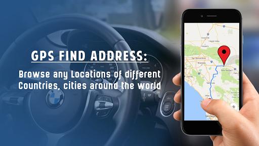 Free GPS Navigation: Offline Maps and Directions  Screenshots 10
