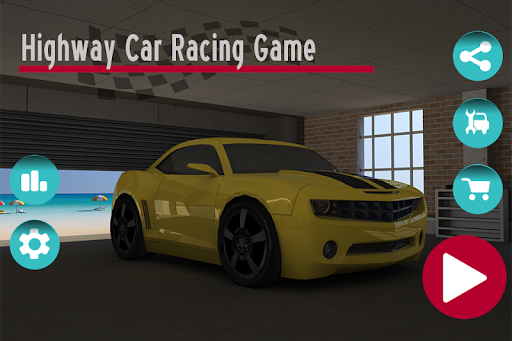 Highway Car Racing Game  screenshots 1