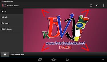 Rádio Bravida Jesus screenshot thumbnail