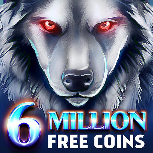 Slots Wolf Magic™ FREE Jackpot Casino 777 Games