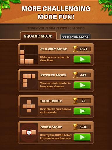 Fill Wooden Block: 1010 Wood Block Puzzle Classic  screenshots 11