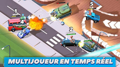 Crash of Cars APK MOD (Astuce) screenshots 1