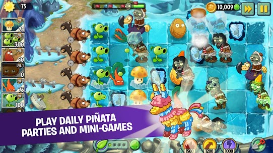 Download Plants vs. Zombies  Zombies and Plants 2 Android game mode data 2
