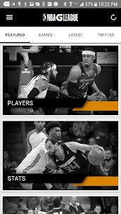 NBA G League 7.4.2 Android Mod + APK + Data 3