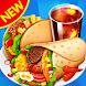 料理の世界 - ハンバーガー寿司マスター - Androidアプリ