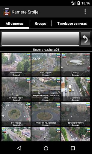 Webcams Belgrade and Serbia 8.6.3 screenshots 1