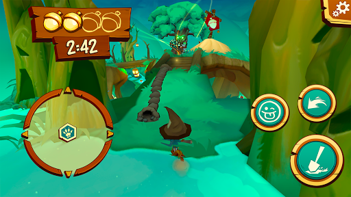 Acron: Attack of the Squirrels! 1.14.94538 screenshots 1