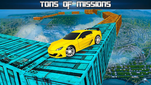 Impossible Tracks Stunt Car Racing Fun: Car Games screenshots 6