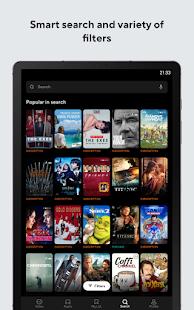 MEGOGO - TV, movies, cartoons and audiobooks 4.1.5 Screenshots 10