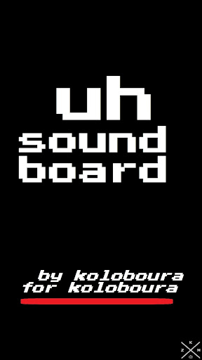 UH Soundboard screenshots 2