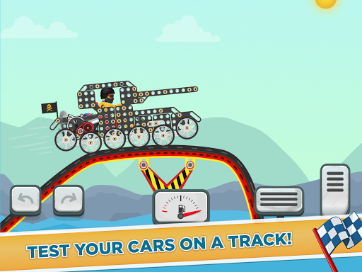 Car Builder and Racing Game for Kids 1.3 Screenshots 9
