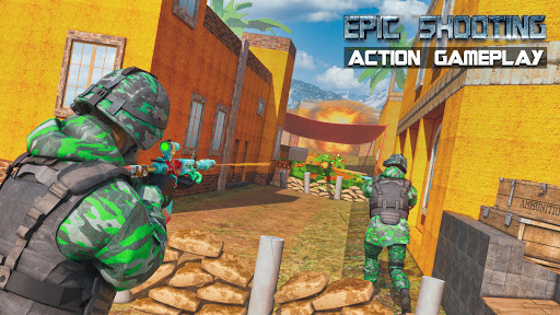 FPS Real Commando Secret Mission Free Shooting 1.8 screenshots 1