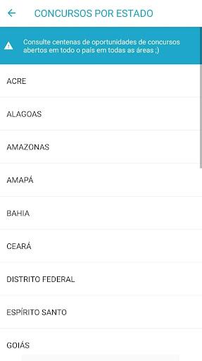 Notu00edcias Concursos android2mod screenshots 3