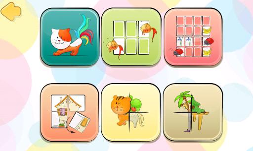 Logic, Memory & Concentration Games Free Learning apktram screenshots 2