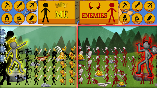 Stickman Battle 2020: Stick War Fight 1.4.1 screenshots 4