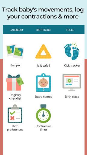 Pregnancy Tracker + Countdown to Baby Due Date apktram screenshots 3