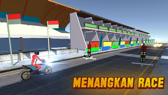 Real Drag Indonesia: Modif 3D Drag Asli Indonesia