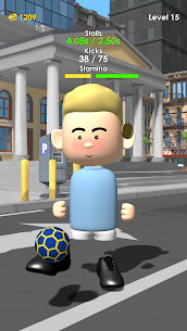 The Real Juggle – Pro Freestyle Soccer 2