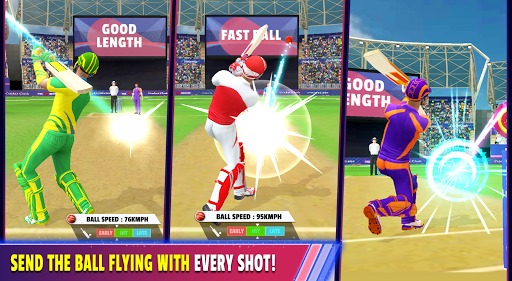 Cricket Clash Live - 3D Real Cricket Games  screenshots 4