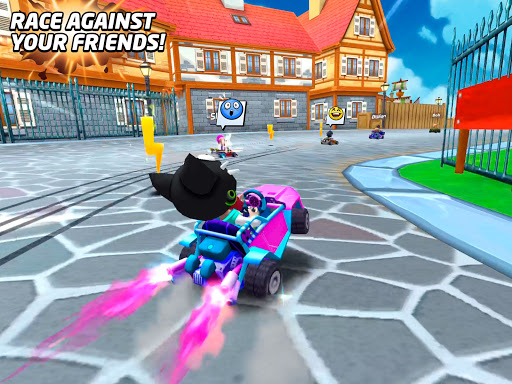 Boom Karts - Multiplayer Kart Racing apkpoly screenshots 10