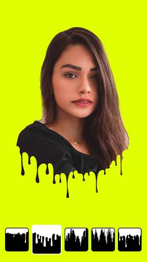 Instasquare Photo Editor: Drip Art, Neon Line Art  Screenshots 7