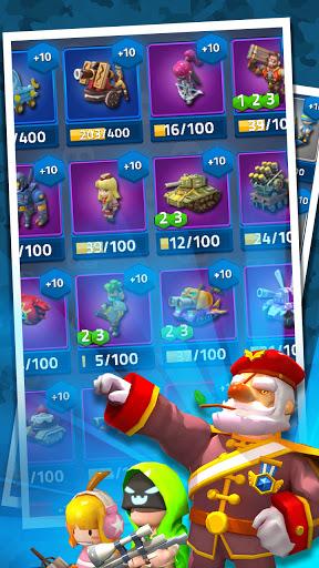 Toy Battle : PvP defense 1.9.1 screenshots 4