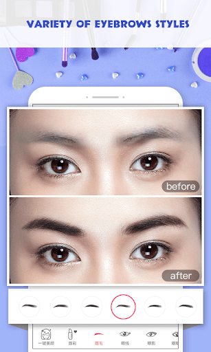 Pretty Makeup - Beauty Photo Editor Selfie Camera screenshots 6