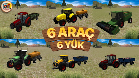 Farm and Real Life Tractor Game 2021 Apk Download 4