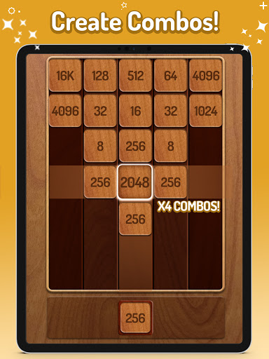 Merge Numbers - 2048 Blocks Puzzle Game screenshots 16