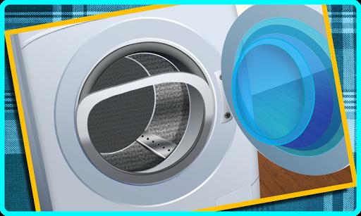 Washing Machine Repair Shop  screenshots 1