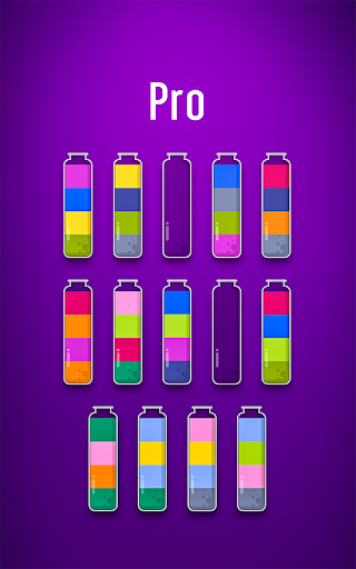 Sort Water Puzzle - Color Sorting Game  screenshots 4