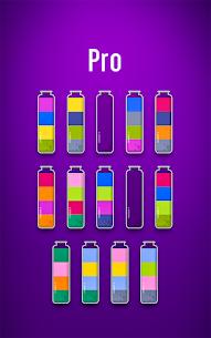 Sort Water Puzzle – Color Liquid Sorting Game 4