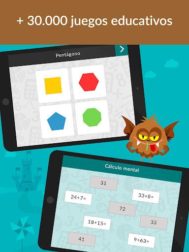 Academons - Primaria juegos educativos apkpoly screenshots 11