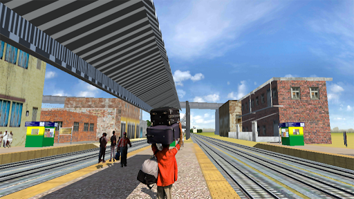 Indian Railway Train Simulator 2022 screenshots 9