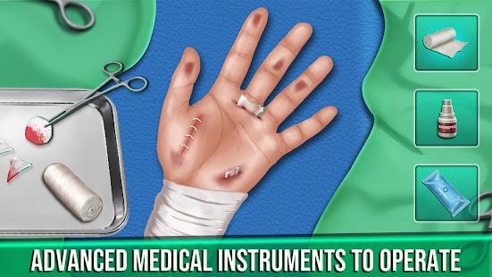 Hospital Doctor Games 2021: Free Clinic ASMR Games 3.1.16 Screenshots 2