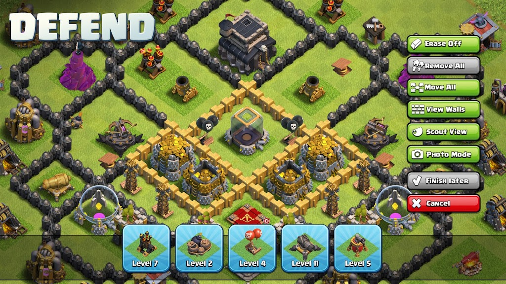 Clash of Clans poster 1