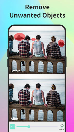 Remove Watermark, Easy Retouch apktram screenshots 1