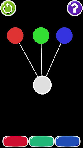red green blue. color mix screenshot 3
