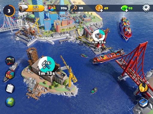Port City: Ship Tycoon  screenshots 5